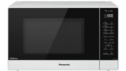 PANASONIC 32L Inverter Sensor Microwave White (NNST65JWQPQ)