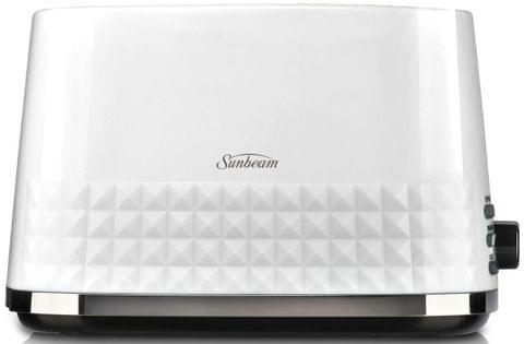 SUNBEAM Diamond Collection 2 Slice Toaster - White (TA1900W)