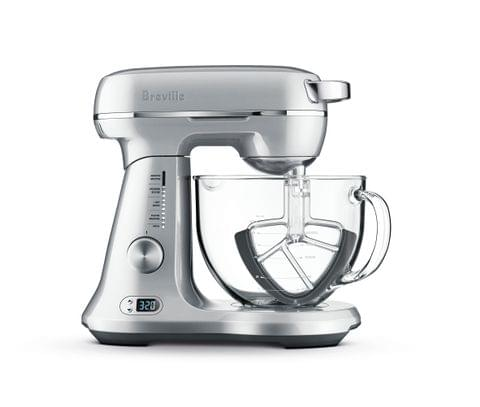 BREVILLE The Bakery Boss Bench Mixer - Stainless Steel (BEM823BAL2)