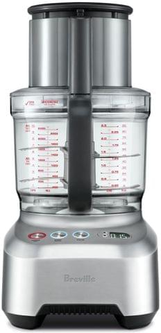 BREVILLE The Kitchen Wizz 16 Peel and Dice Food Processor - Stainless Steel (BFP820BAL)