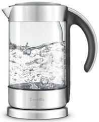 BREVILLE The Crystal Clear - Glass Kettle (BKE750CLR)