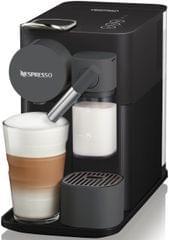 DELONGHI Delonghi - Lattissima One Coffee Machine- Matt Black (EN500BLK)