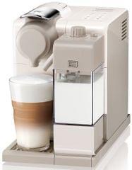 DELONGHI Nespresso Lattissima Touch Coffee Machine - White (EN560W)