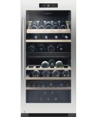 F&P 92 Bottle 206L F/Standing Dual Zone Wine Fridge (RF206RDWX1)