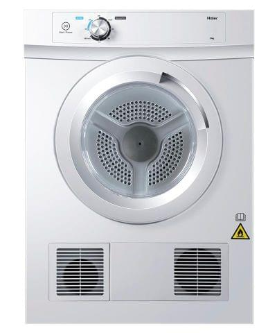 HAIER 6Kg Sensor Vented Dryer 2 Energy White (HDV60A1)