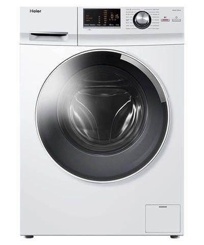 HAIER 7.5Kg Front Load Washing Machine White (HWF75DW1)