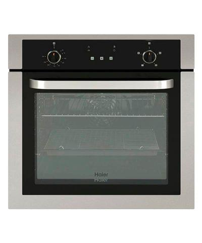 HAIER 60cm Built-In Oven w Digital Clock (HWO60S4LMX1)