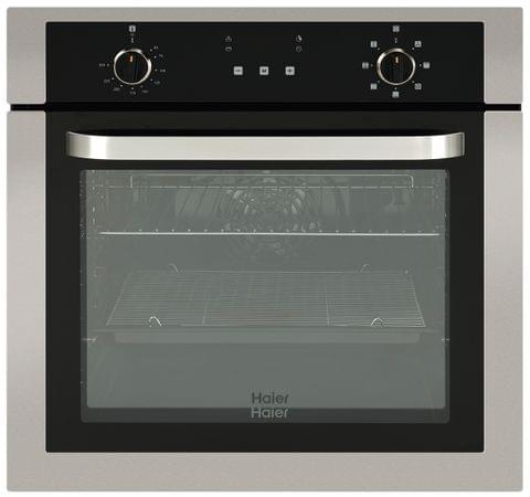 HAIER 60cm Built-In Oven w Digital Clock Manual Control (HWO60S7EX1)