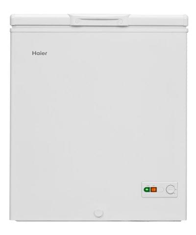 HAIER 143L Chest Freezer White 3.5 Energy