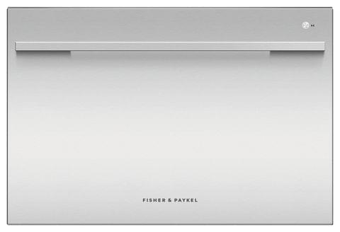 F&P 60cm Single DishDrawer 7 Place Settings S/S (DD60SDFX9)