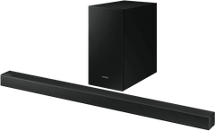 Samsung R450 Soundbar with Subwoofer - Black (HW-R450/XY)