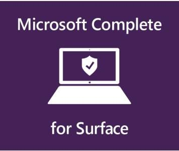 Microsoft������ COMPLETE FOR BUS 2 YR ON 2YR MFG WT SC Warranty b Australia 1 License AUD Surface Laptop