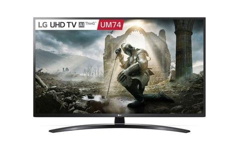 LG Smart 4K UHD AI ThinQ 65 inch TV (65UM7400PTA)