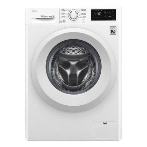 LG 8Kg Front Load Washer White 4.5 WELS 4 En