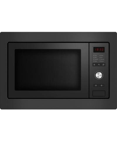 Fisher &Paykel 60cm Built In Microwave with Trim Black