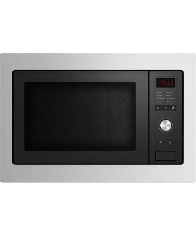 Fisher &Paykel 60cm Built In Microwave with Trim S/S