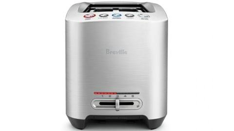 Breville the Smart Toast 4 Slice Long Slot - Brushed S/S