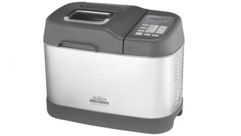 Sunbeam SmartBake Custom 1.25kg Bread Maker S/S