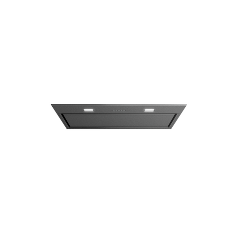 Electrolux 86cm Integrated Rangehood 680m3/hr Dark S/S