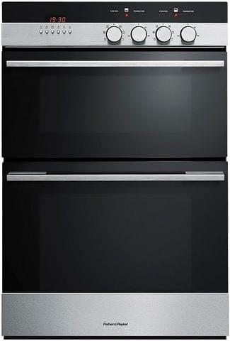 Fisher &Paykel 60cm Classic Double Walloven St/Steel