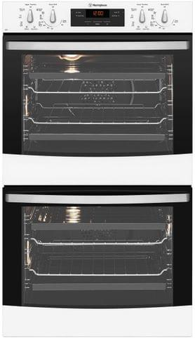 Westinghouse 60cm Multiunction Double Oven Rotary Control Touch