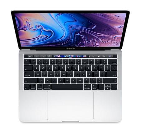 MACBOOK PRO 13-INCH TOUCH BAR - SILVER/2.4GHZ QUAD-CORE 8TH-GEN I5/8GB/512GB/INTEL IRIS PRO 655