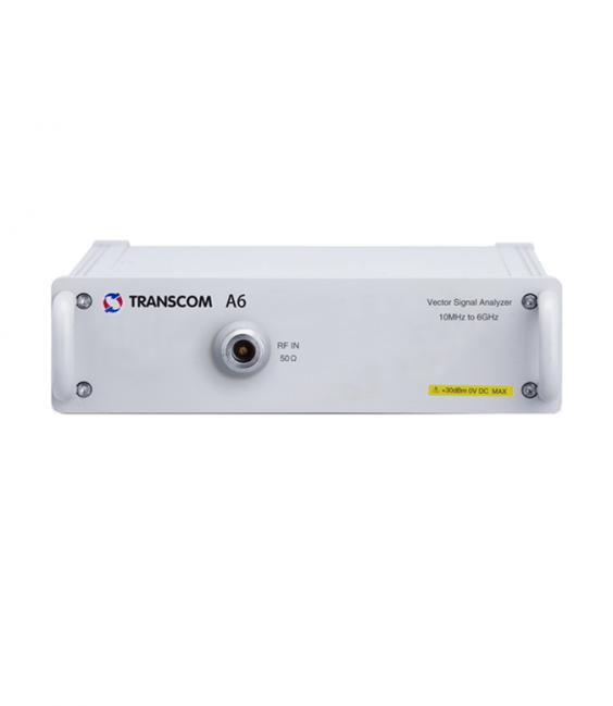 A6 VSA VECTOR SIGNAL ANALYZER