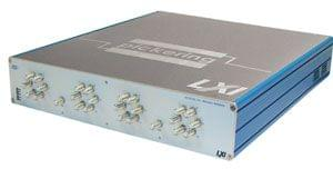 75Ω High Isolation LXI RF Multiplexer