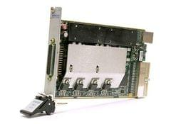 4 Channel PXI Source Measure Unit (SMU)