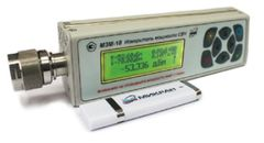 RF Power Meter with Dispaly