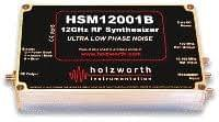 Single channel HSM12001B series RF Synthesizers