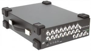 DN2.592-16 digitizerNETBOX-16 Channel,16 Bit,20 MS/s,10 MHz,1 GS Memory,LXI Digitizer