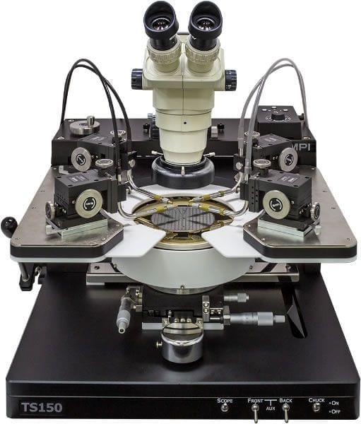 MPI TS150-HP manual probe system