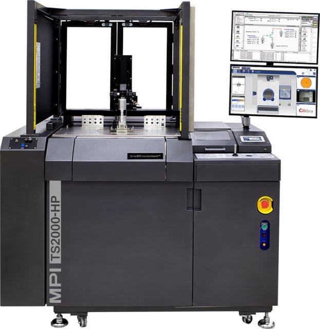 MPI TS2000-HP manual probe system