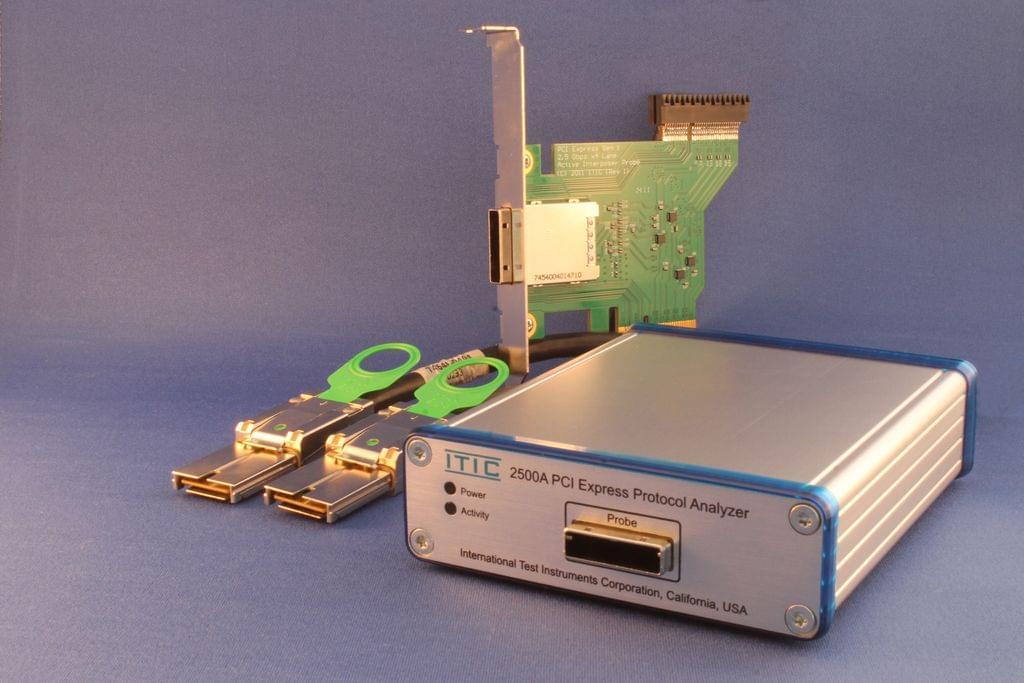 2500A PCI Express Protocol Analyzer