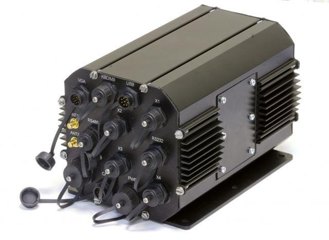 MK-307  РС/104, РС/104+ SBC based Modular computer