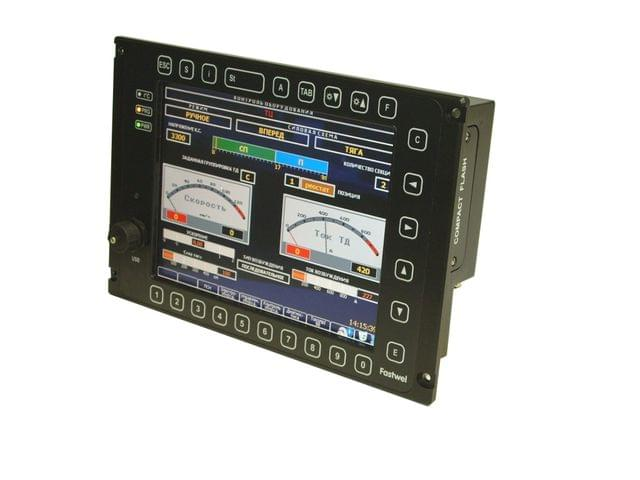 BS-03 Rugged HMI Panel PC