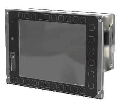 BS04 Rugged HMI Panel PC