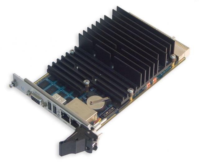 CPC504  Intel® Core™ 2 Duo 3U CompactPCI SBC