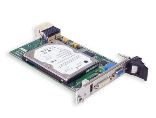 VIM552 3U CompactPCI Graphical Processor module