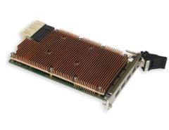 VIM556 3U CompactPCI Graphics Controller Module
