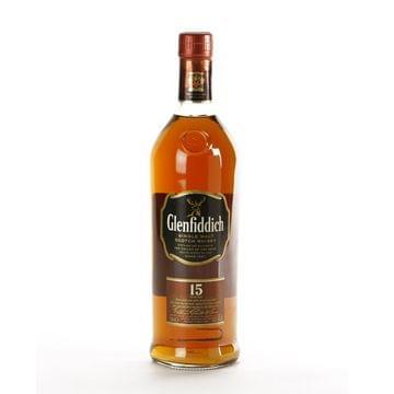 Glenfiddich 15 Years 1 Litre