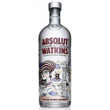 Absolut Watkins 1 Litre