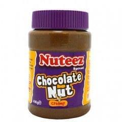 Nuteez 400g Chocolate Nut Creamy