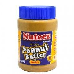 Nuteez 400g Smooth Peanut Butter