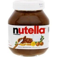 Nutella 750g Spread