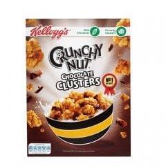 Kellogs Choco Crunchy Nut Clusters 450g