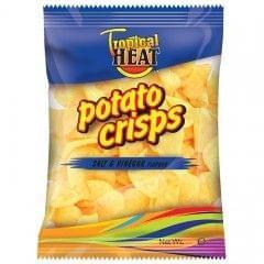 Tropical Heat Salt & Vinegar Crisps 400g