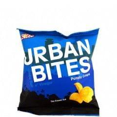 Urban Bites Salt & Vinegar Potato Crisps 30g