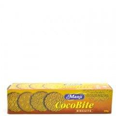 Manji Cocobite Biscuits 200g